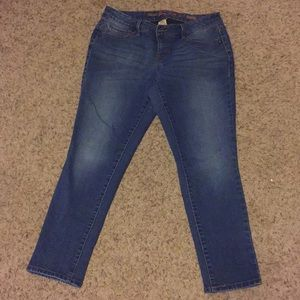 Faded Glory Size 12 Petite Jeans